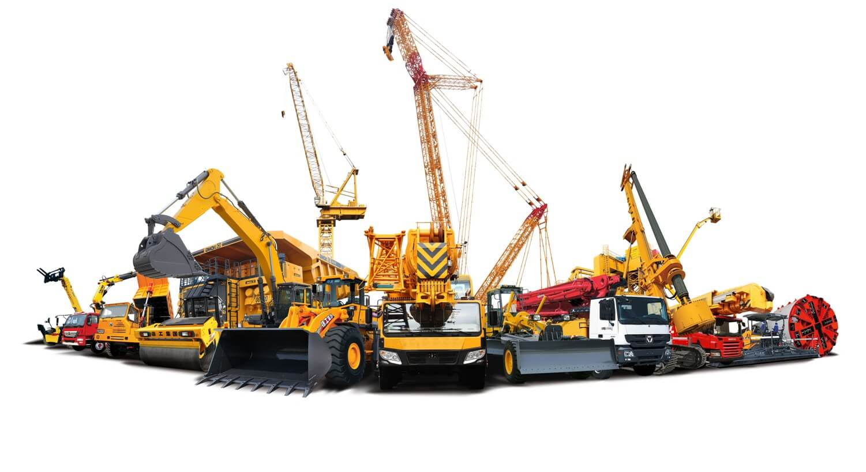 виды дорожно-строительных машин