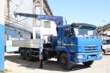 Манипулятор 12 тонн Камаз 65117