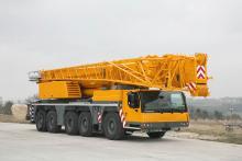 Автокран 220 тонн LIEBHERR LTM 1220-5.2