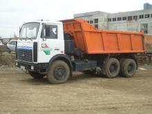 Аренда самосвала 20 тонн МАЗ 551605