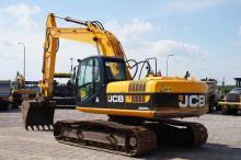 Гусеничный экскаватор JCB JS 220 LC