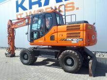 Экскаватор колесный 160 -190 (Трамбовка) DOOSAN DX160W