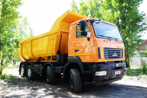 Аренда самосвала МАЗ 651505 20 тонн