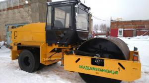 Дорожный каток ДУ-84 14 тонн