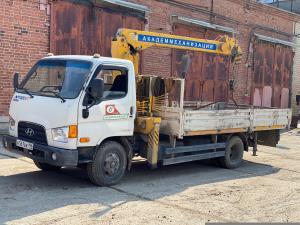 Манипулятор 3 тонны Hyundai hd 74