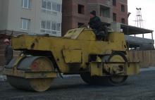 Каток тротуарный ДУ-48 7 тонн