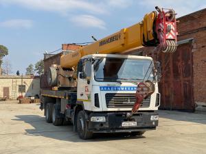 Автокран Ивановец 25 тонн КС-45717А-1Р