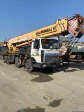 Автокран Ивановец КС-6476 50 тонн
