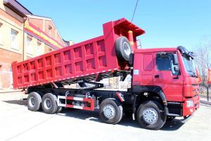 Аренда самосвала HOWO ZZ3407S 25 тонн