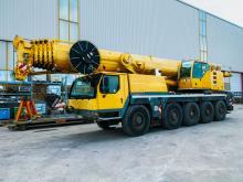 Автокран 95 тонн LIEBHERR LTM 1095-5.1