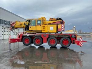 Автокран TEREX АС60  60 тонн, вылет стрелы 51 м