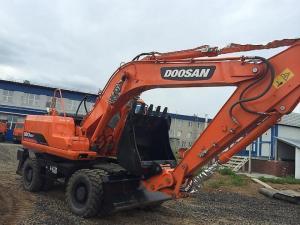 Экскаватор колесный 160 -190 (Трамбовка) DOOSAN S180W