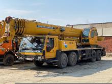 Автокран XCMG QY70 70 тонн 42м